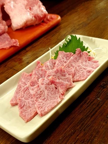 Sashimi Cut